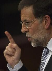 Mariano Rajoy en una imagen de archivo.