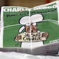 Núnero anterior de la revista de humor. (Foto-Agencias)
