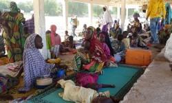 Nigerianos desplazados por Boko Haram. (Foto-ACNUR)