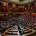 PRIMERA VOTACIÓN PARA LA PRESIDENCIA ITALIANA
