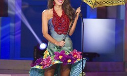 Paulina Vega, Miss Universo (8)