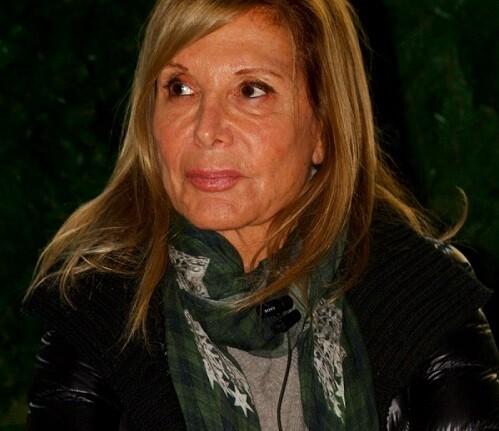 Pilar Eyre, finalista del Premio Planeta 2014. (Foto-VLCNoticias)