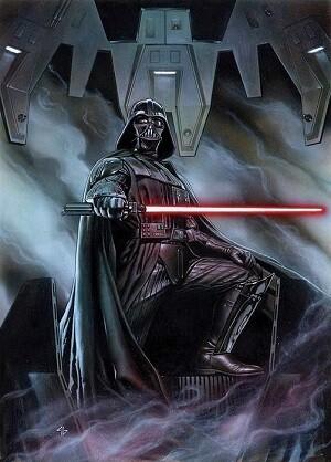 Portada de Lord Vader.