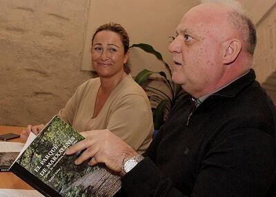 Presentación del libro de Rafael Solaz, 'El Parque de Marxalenes'.