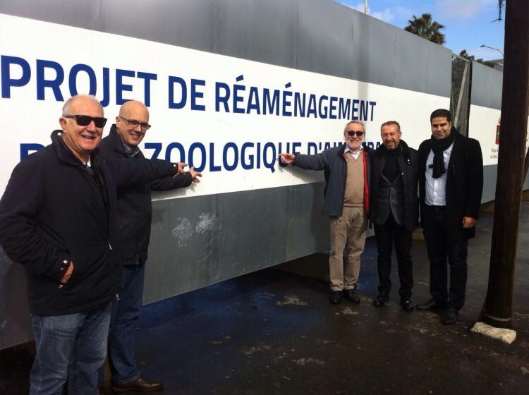 Rain Forest comienza el proyecto del nuevo zoológico de Casablanca