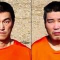 Rehenes japoneses en secuestrados por el Estado Islámico. (Foto-Agencias)