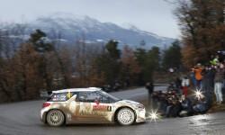 Sebastien Loeab - Citroën. 83 Rally de Montecarlo