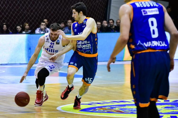 CSU Asesoft Ploiesti vs Valencia Basket, 28.01.2015