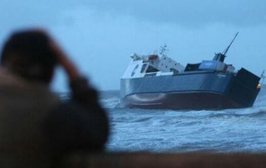 Se hunde buque frente a Escocia. (ArchivoGetty)