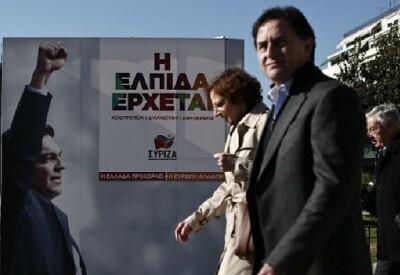 Se incia una semana decisiva en Grecia. (Foto-Agencias)