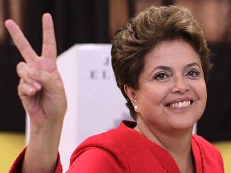 Segundo mandato para Dilma Rousseff en Brasil. (Foto-Agencias)