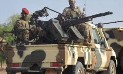 Soldados nigerianos se enfrentan a Boko Haram. (Foto-AFP)