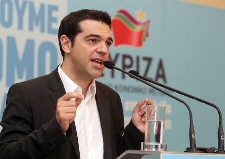 Syriza se mantiene como firme candidata a ganar las elecciones. (Foto-Agencias)
