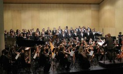Una de las actuaciones de la Jove Orquestra de la Generalitat. (Foto-Archivo)