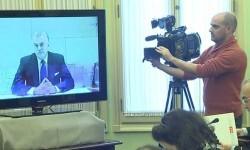 Videoconferencia de Luis Bárcenas.