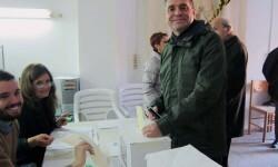 Votació Amadeu Sanchis