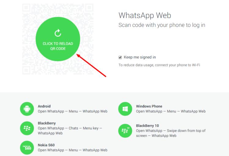WhatsApp Web para pc ordenador computadora