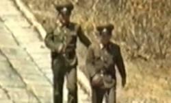 cámaras de seguridad de Corea del Sur captaron el beso  (1)
