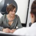 paciente cancer en consulta D-N