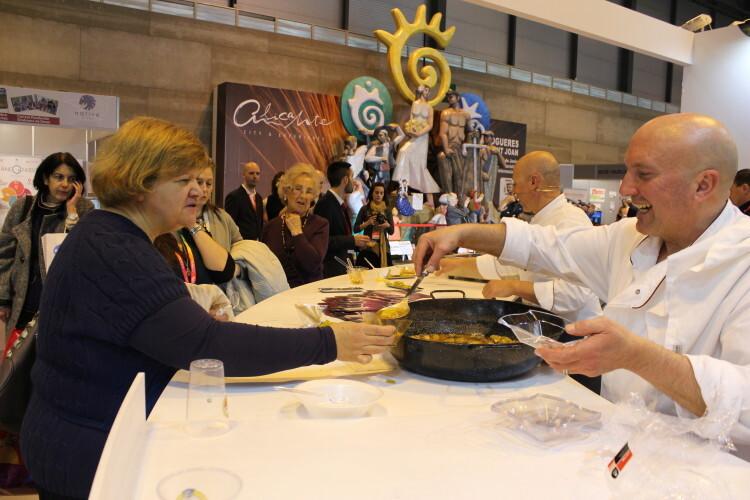 show cooking algemesi 29 enero
