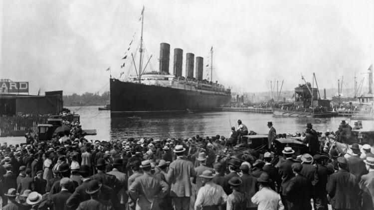 sobreviviente del Titanic