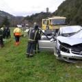 2015.02.02 Accidente de tráfico en Salas 1