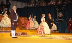 Exaltación de la Fallera Mayor Infantil de Valencia