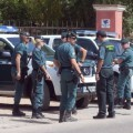 Agentes de la Guardia Civil. (Foto-Guardia Civil)