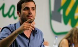 Alberto Garzón ya es oficilamente candidato a la presidencia del gobierno por IU.