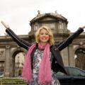Alexandra Beaton, protagonista de The Next Step visita Madrid disney (3)