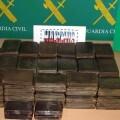 Alhijo de droga intervenido por la Gaurdia Civil. (Foto-Ministerio del Interior)