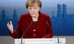 Angela Merkel en una imagen de archivo.