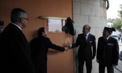 Arsenio Fernández de Mesa inaugura el nuevo acuartelamiento de la Guardia Civil en Cospeito (Lugo) (3)