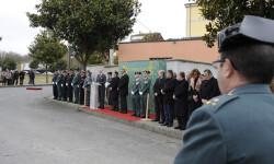 Arsenio Fernández de Mesa inaugura el nuevo acuartelamiento de la Guardia Civil en Cospeito (Lugo) (4)