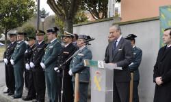 Arsenio Fernández de Mesa inaugura el nuevo acuartelamiento de la Guardia Civil en Cospeito (Lugo) (5)