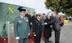 Arsenio Fernández de Mesa inaugura el nuevo acuartelamiento de la Guardia Civil en Cospeito (Lugo) (6)