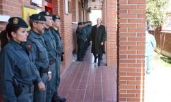 Arsenio Fernández ha almorzado en Tafalla donde varios guardias civiles fueron increpados (2)
