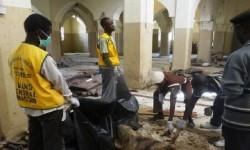 Ataque a un concurrido mercado de Nigeria que deja un saldo de 5 muertos. (Foto-AFP)