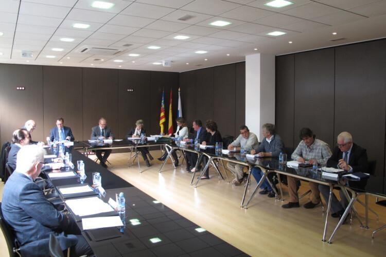 Consejo de Administración del Puerto de Alicante