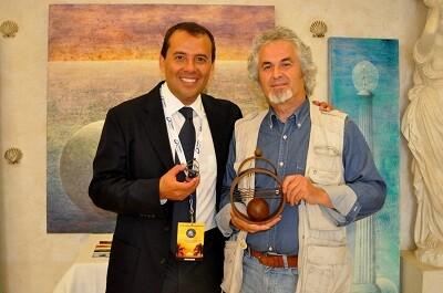 Carmelo Viudez premiado por Instituto Mediterráneo de Prostodoncia.