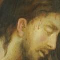 Cartel de presentación del Cristo de Biar.