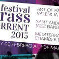 Cartel del Festival Brass Torrent.