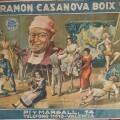 Cartel publicitario, obra de Barreira, del año1938. Otra de las piezas de Rafael Solaz que puede verse en la muestra.