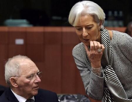 Christine Lagarde, directora del FMI (Foto-Agencias)