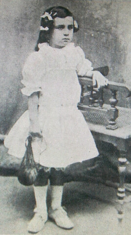 Conchita Ramírez. 1913