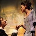 Cyrano sigue enamorando a Rosaura y al público.
