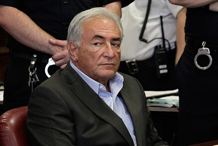 Dominique Strauss Kahn durante su juicio el pasado año.