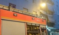 Dos incendios extinguidos en Xativa y Mislata