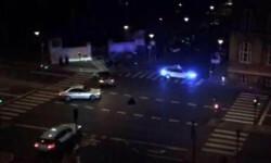 Durante la madrugada de hoy la policía danesa actúo contra el posible autor de los atentados. (Foto-AFP)