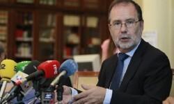 El presidente del TSJ de Madrid, Francisco Javier Vieira. (Foto-Agencias)